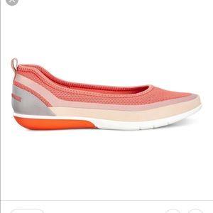 New! Ecco Light Ballerina Orange-37, 6.5